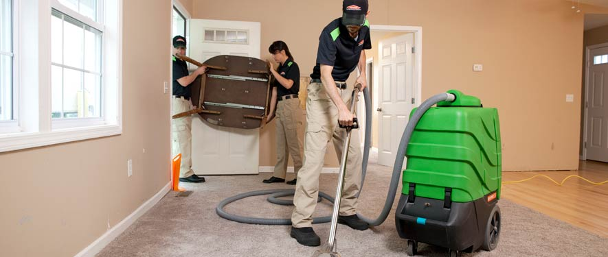 Springboro, OH residential restoration cleaning
